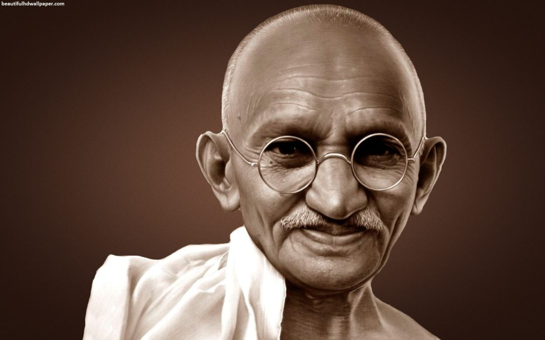 Essay On Gandhiji